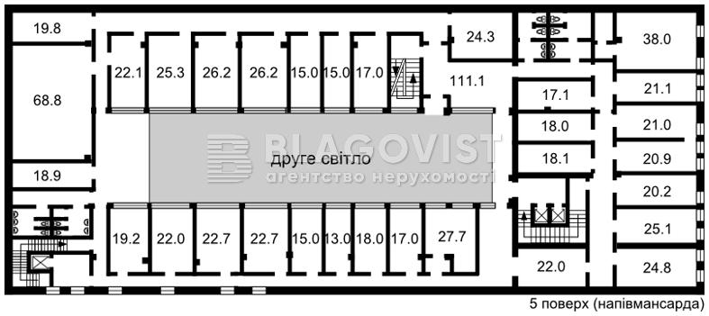 Окремо розташована будівля, A-108416, Ярославська, Київ - Фото 6