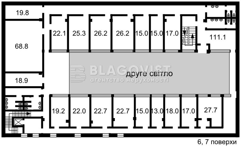Окремо розташована будівля, A-108416, Ярославська, Київ - Фото 7