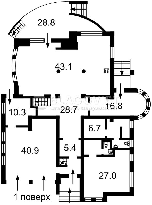 Дом C-106914, Старокиевская, Козин (Конча-Заспа) - Фото 2