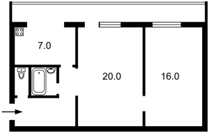 Квартира Кловський узвіз, 24, Київ, H-20950 - Фото2