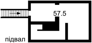 Окремо розташована будівля, Бульварно-Кудрявська (Воровського), Київ, Z-1085543 - Фото