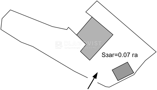 Земельный участок, Z-1822517