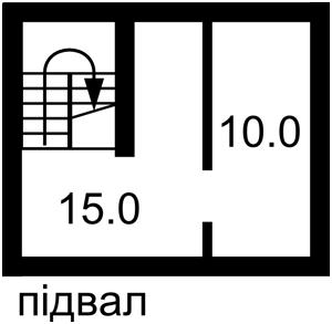 Нежитлове приміщення, Мазепи Івана (Січневого Повстання), Київ, R-29827 - Фото1