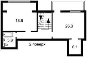 Квартира Дегтярна, 7, Київ, Z-409907 - Фото 3
