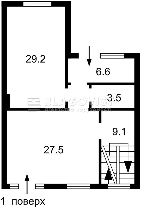 Дом F-42566, Белогородка - Фото 3