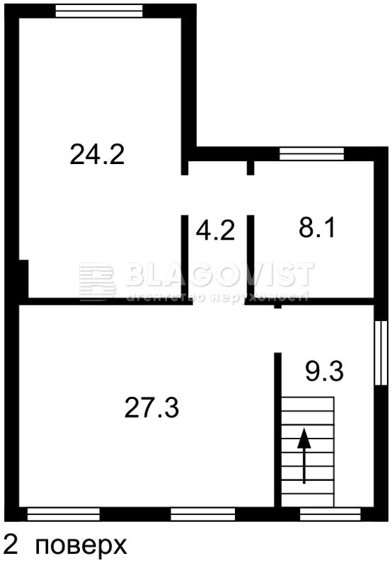 Дом F-42566, Белогородка - Фото 4
