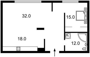 Квартира Старонаводницька, 13, Київ, D-35745 - Фото2