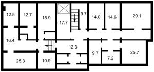 Нежилое помещение, Владимирская, Киев, Z-589437 - Фото2