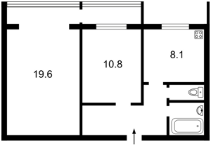 Apartment Tatarska, 6, Kyiv, Z-579670 - Photo2
