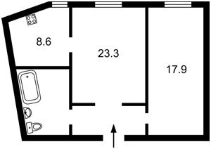 Квартира Московская, 5/2а, Киев, Z-603586 - Фото2