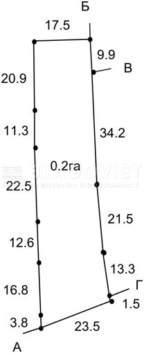 Земельный участок, P-23945