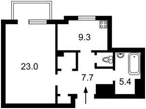 Квартира Шовковична, 16б, Київ, F-42656 - Фото2