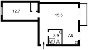 Квартира Леси Украинки бульв., 16, Киев, R-30747 - Фото2