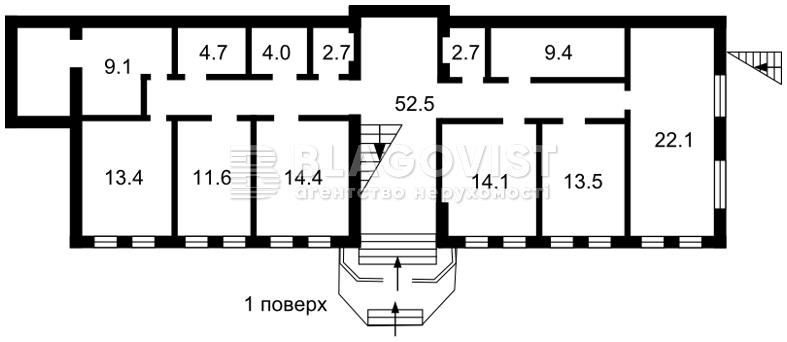 Нежилое помещение, E-39166, Хорива, Киев - Фото 2