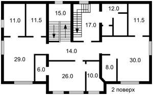 Будинок Козин (Конча-Заспа), R-26502 - Фото2