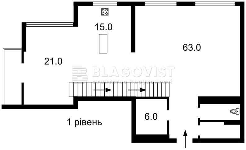 Квартира E-39150, Гоголевская, 14, Киев - Фото 7