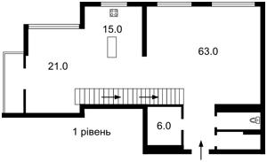 Квартира Гоголевская, 14, Киев, E-39150 - Фото2