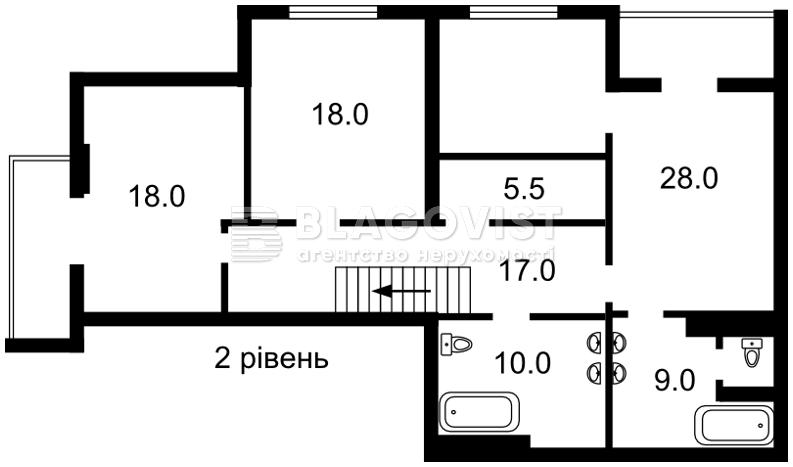 Квартира E-39150, Гоголевская, 14, Киев - Фото 8