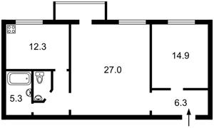 Квартира H-46092, Горловская, 220, Киев - Фото 4