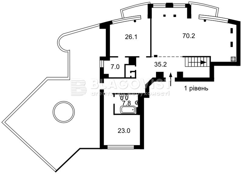 Квартира P-27487, Старонаводницкая, 6б, Киев - Фото 6