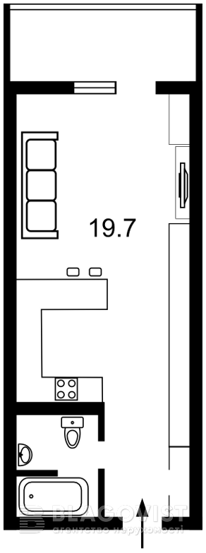 Квартира D-35901, Васильковская, 100а, Киев - Фото 4