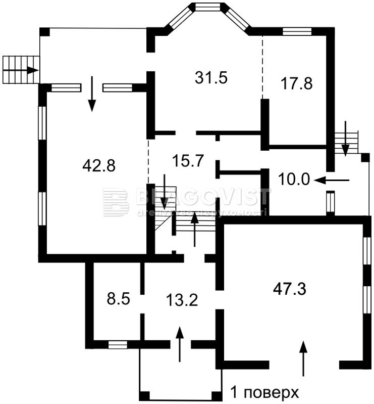 Дом E-39143, Лесная, Романков - Фото 3
