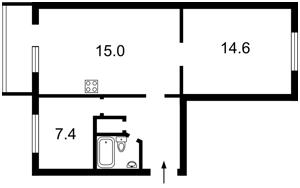 Квартира Богомольца Академика, 8а, Киев, Z-1608154 - Фото2