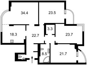 Apartment Staronavodnytska, 4в, Kyiv, R-31291 - Photo2