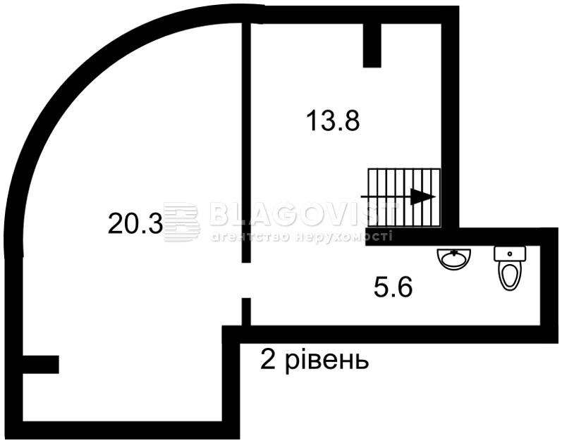 Офис, R-31281, Круглоуниверситетская, Киев - Фото 6