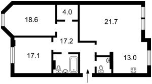 Квартира Шота Руставели, 44, Киев, F-42826 - Фото2