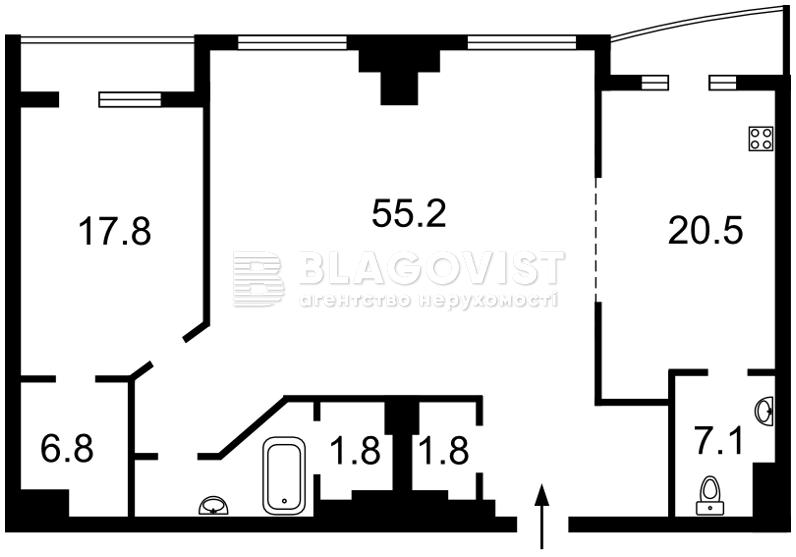 Квартира H-46074, Жилянская, 59, Киев - Фото 5