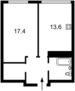 Квартира Юношеская, 8, Киев, Z-624866 - Фото2