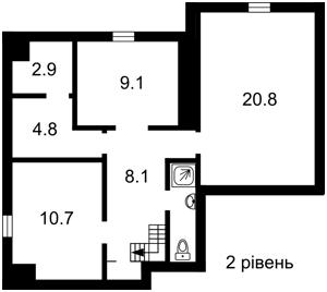 Квартира Бульварно-Кудрявская (Воровского) , 11а, Киев, Z-617615 - Фото3