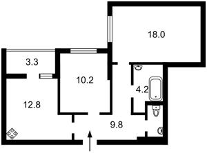 Квартира Z-630864, Радченка П., 27-29 корпус 2, Київ - Фото 5