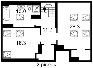 Квартира Метрологическая, 113, Киев, H-46275 - Фото 3