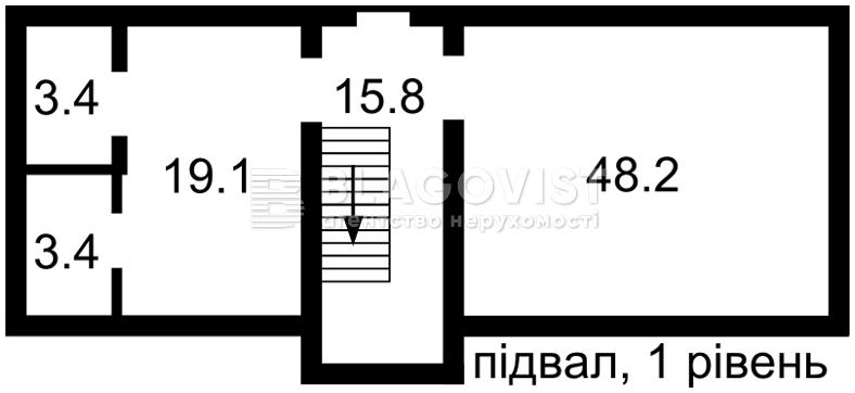 Нежилое помещение, H-46365, Михайловская, Киев - Фото 2