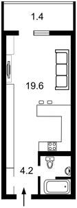 Квартира Десятинна, 13, Київ, Z-635886 - Фото2