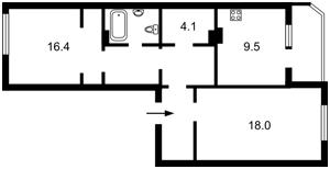 Квартира Тираспольська, 60, Київ, R-31955 - Фото2