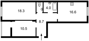 Нежитлове приміщення, Набережно-Рибальська, Київ, Z-675020 - Фото2
