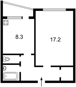 Квартира Голосіївська, 8, Київ, R-27609 - Фото2