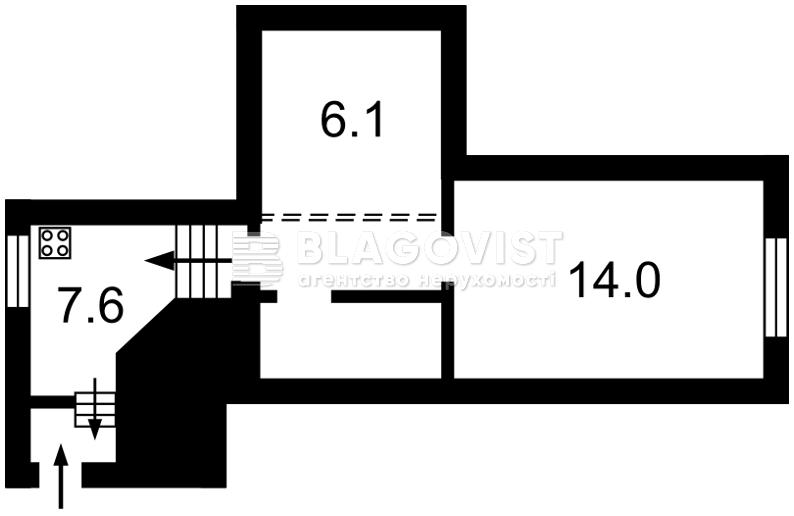 Квартира C-107281, Лютеранская, 15, Киев - Фото 3