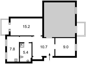 Квартира Грушевского Михаила, 9, Киев, R-32223 - Фото2