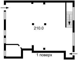 Магазин, Леси Украинки бульв., Киев, R-32417 - Фото2