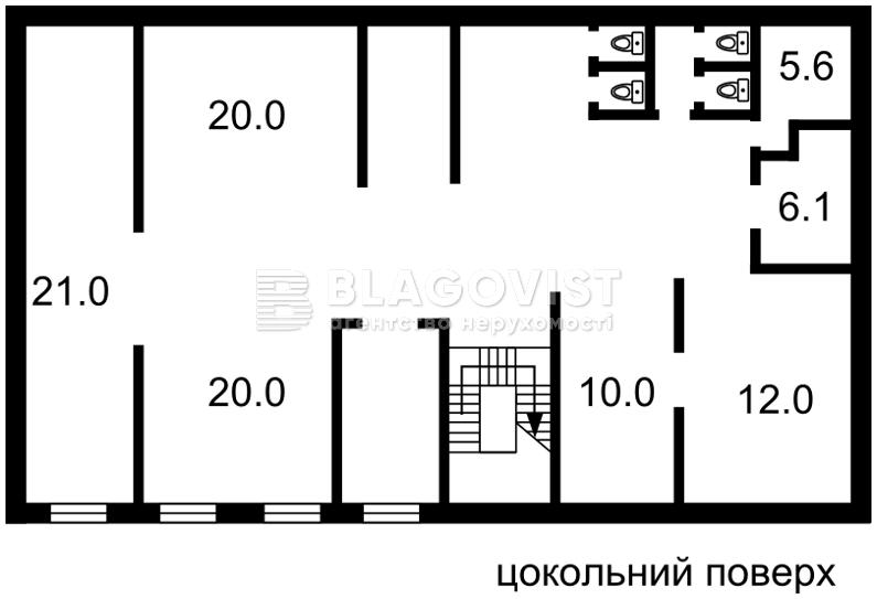 Отдельно стоящее здание, R-24397, Франко Ивана, Киев - Фото 3