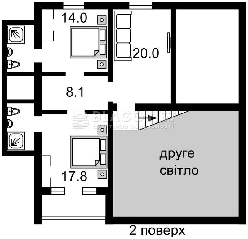 Будинок D-36144, Виставкова, Чубинське - Фото 3
