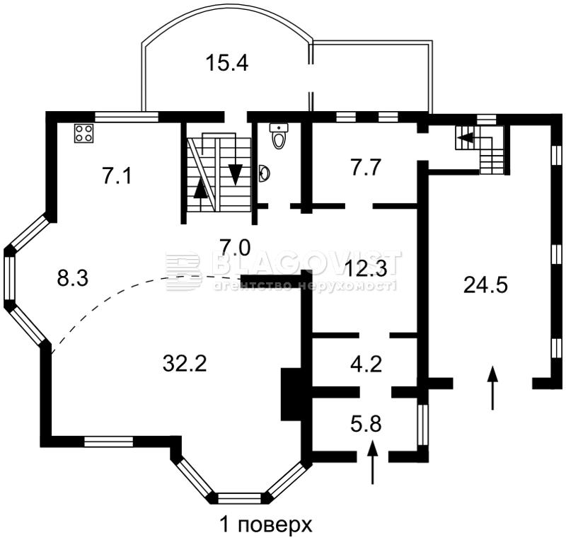 Дом R-32848, Красиловка (Броварской) - Фото 2