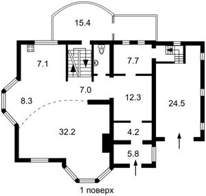 Дом Красиловка (Броварской), R-32848 - Фото2