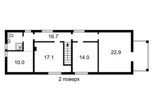 Будинок Козаровичі, F-43152 - Фото 4