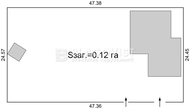 Дом F-43152, Козаровичи - Фото 8