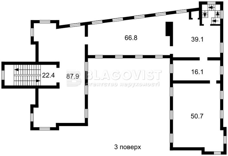 Нежилое помещение, A-111133, Чумацкий шлях, Гостомель - Фото 5